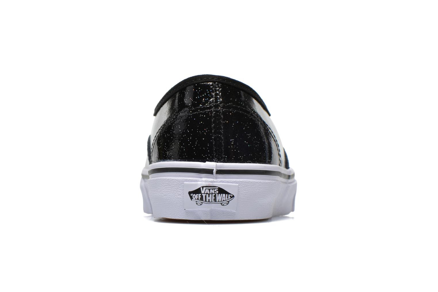 Authentic w (Patent Galaxy) black/true white