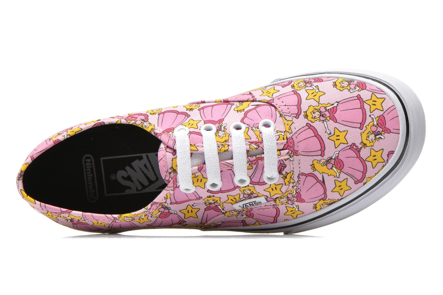 Trainers Vans Authentic w Multicolor view from the left