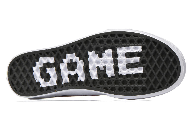 Sneaker Vans Authentic w mehrfarbig ansicht von oben