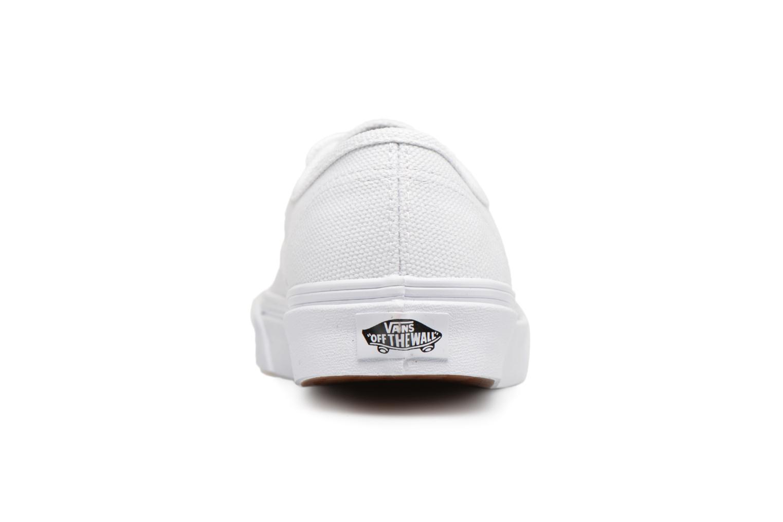 (Oversized Lace) true white/true white Vans Authentic w (Blanc)