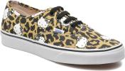 (Hello Kitty) Leopard/True White