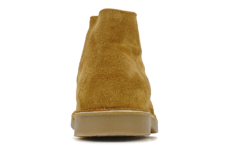 Stiefeletten & Boots Eden Blanca braun ansicht von rechts