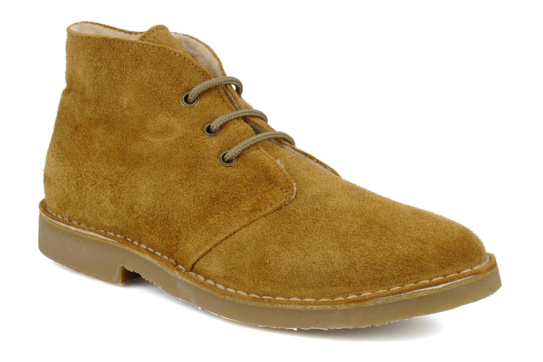 Stiefeletten & Boots Eden Blanca braun detaillierte ansicht/modell