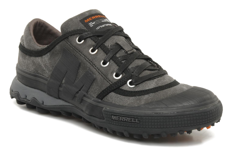 Scarpe sportive Merrell Primed lace Grigio vedi dettaglio/paio
