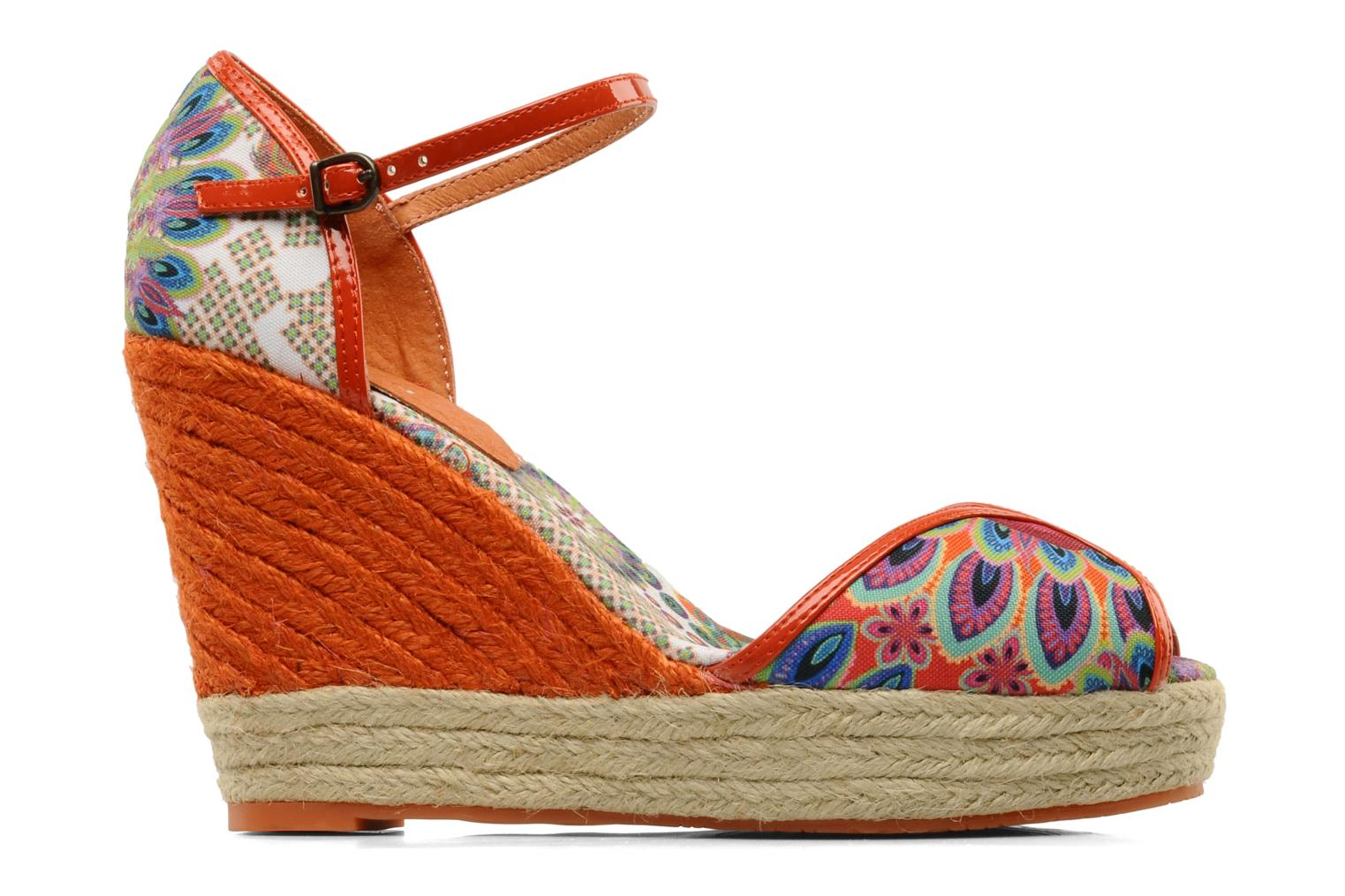 Sandals Desigual Leilani Multicolor back view
