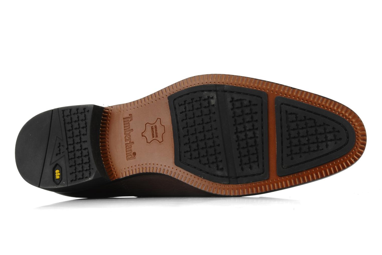 Chaussures à lacets Timberland CA Auburn Cap Marron vue haut