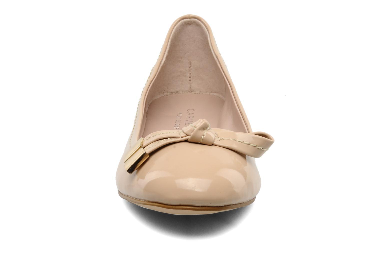 Ballet pumps Carvela LINDSEY Beige model view