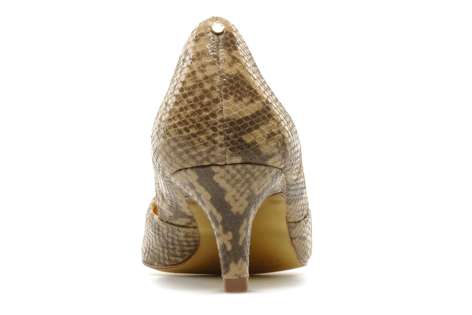 High heels Ted Baker HARRISIA Beige view from the right