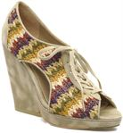 Chaussures à lacets Femme WHIP