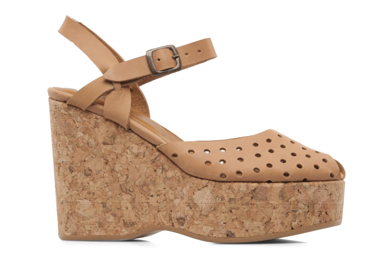 Sandali e scarpe aperte Swildens Garance Beige immagine posteriore