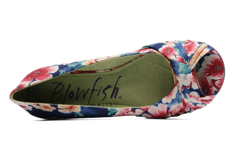 Ballerine Blowfish SANCHIA Multicolore immagine sinistra