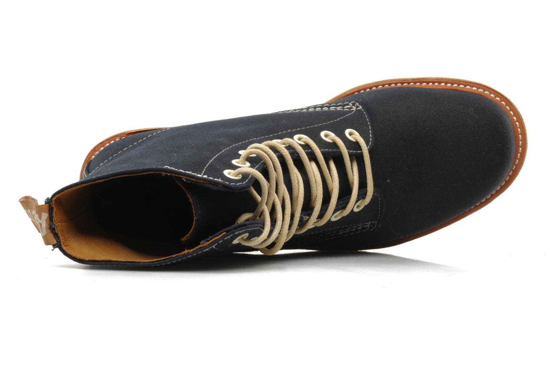 Stiefeletten & Boots Dr. Martens BECKETT blau ansicht von links