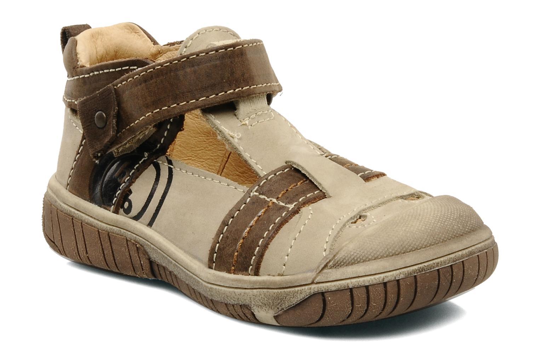 Sneakers Babybotte Sheridan Beige detaljeret billede af skoene