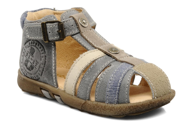 Babybotte Tatou Bleu Bottines Et Boots Chez Sarenza 82975