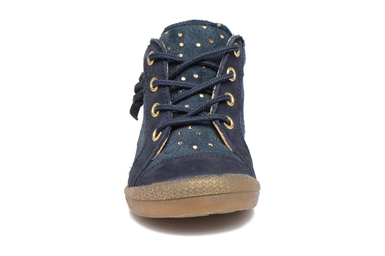 Bottines et boots Babybotte Falsifi Bleu vue portées chaussures