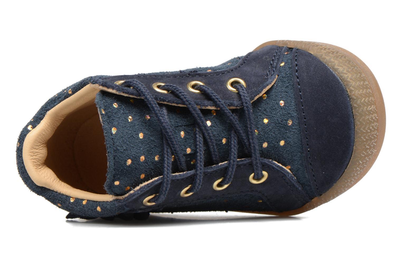 Bottines et boots Babybotte Falsifi Bleu vue gauche
