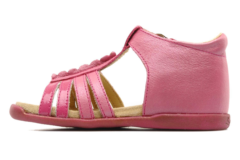 Sandali e scarpe aperte Babybotte Topmodel Rosa immagine frontale