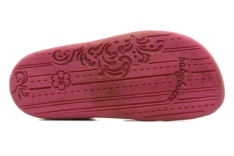 Sandali e scarpe aperte Babybotte Topmodel Rosa immagine dall'alto