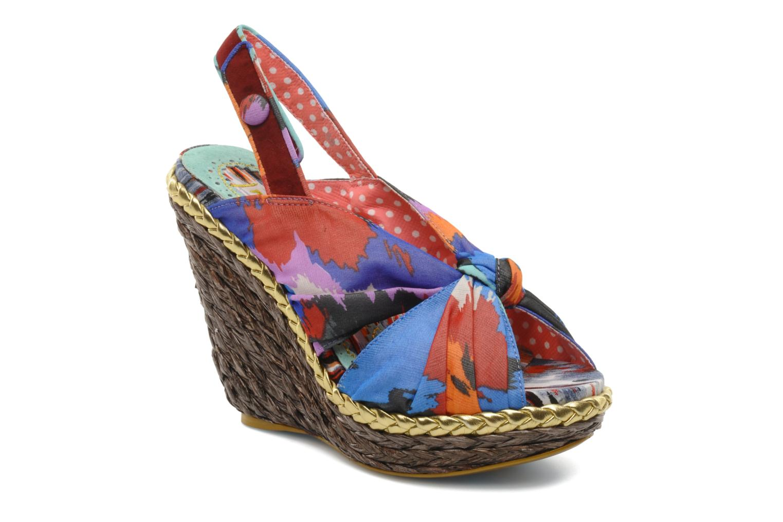 Sandalen Irregular Choice Amy Lasagna Multicolor detail