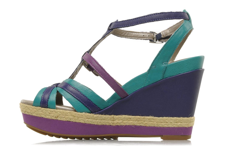 Sandali e scarpe aperte Clarks Scent Trail Multicolore immagine frontale