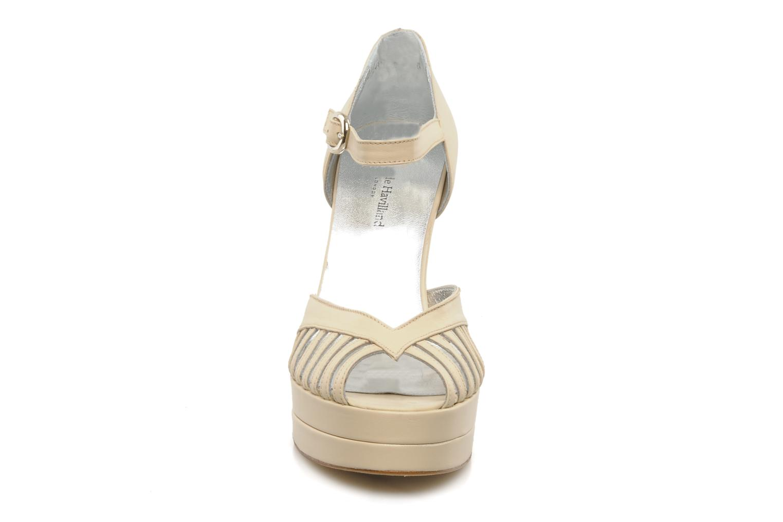 Høje hæle Terry de Havilland Charlie Beige se skoene på