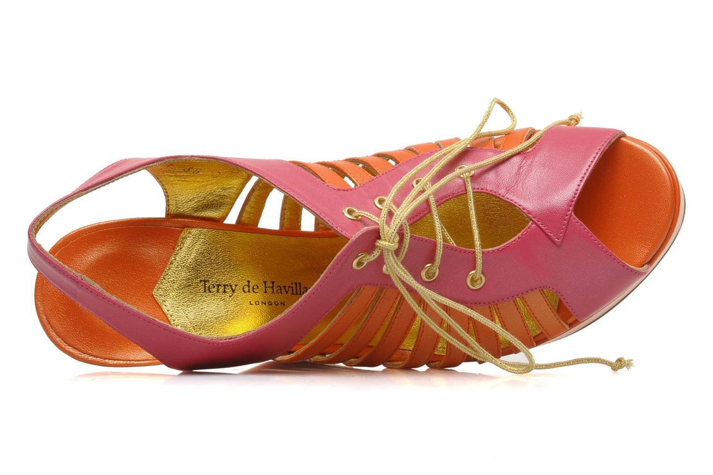 Sandali e scarpe aperte Terry de Havilland Jay Multicolore immagine sinistra