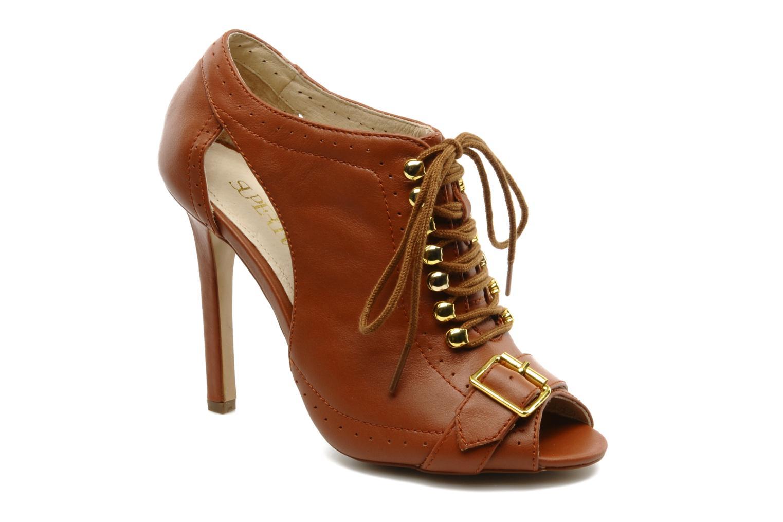 Boots en enkellaarsjes Supertrash Stolen Bruin detail