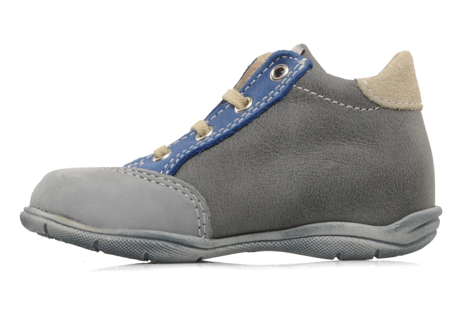 Ankle boots Little Mary Jeudi Blue front view