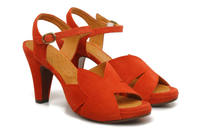 Sandali e scarpe aperte Chie Mihara Xoni Arancione immagine 3/4