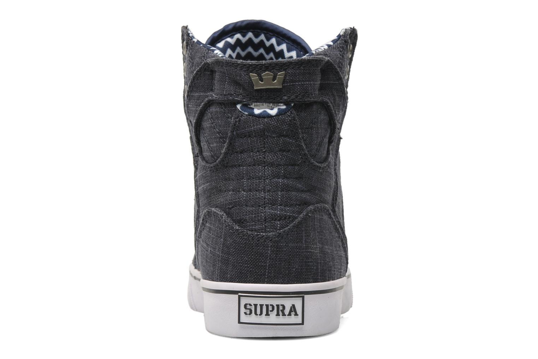 Black Black - Black Supra Skytop (Noir)