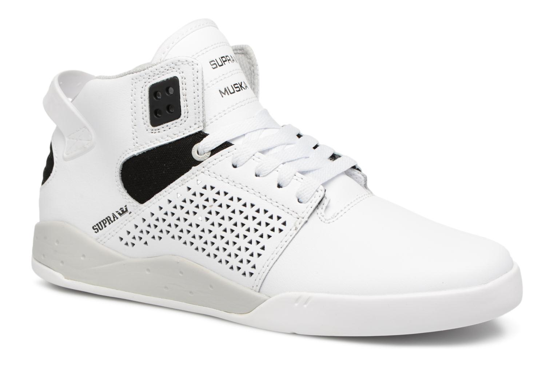 Skytop III White/Black//White
