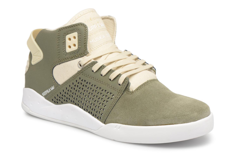 Supra Skytop III (Vert) - Chaussures de sport chez Sarenza (327622)