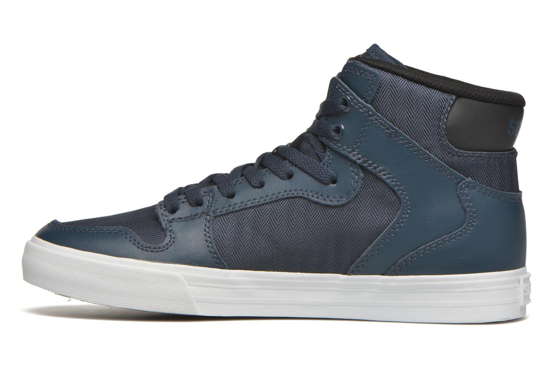 Sneaker Supra Vaider blau ansicht von vorne