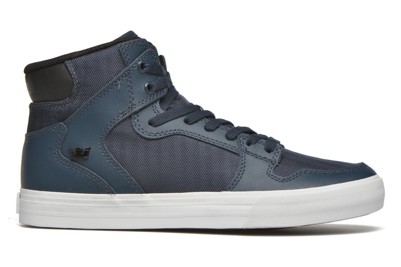 Sneaker Supra Vaider blau ansicht von hinten