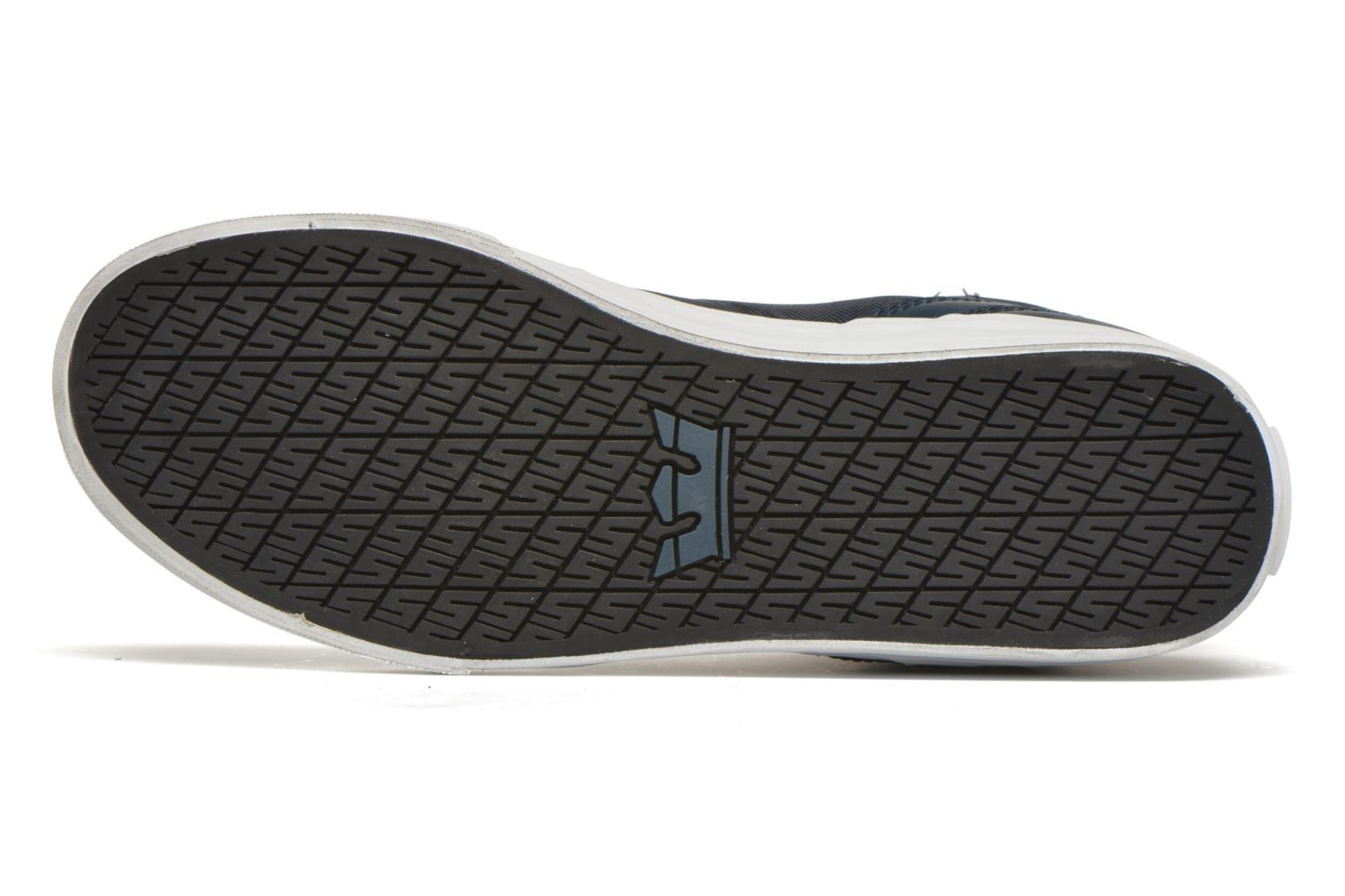 Trainers Supra Vaider Blue view from above