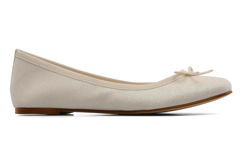 Ballerina's Georgia Rose Garbo Beige achterkant