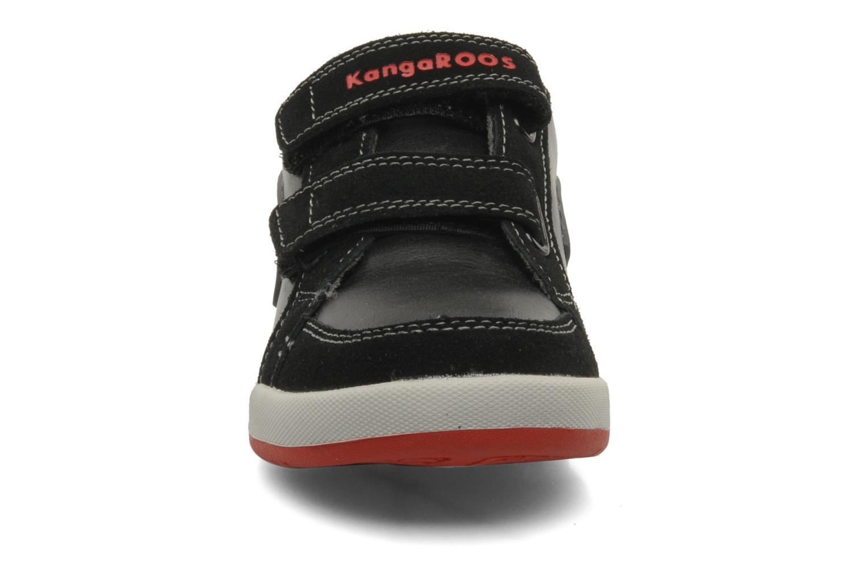 Sneakers Kangaroos Elden Zwart model