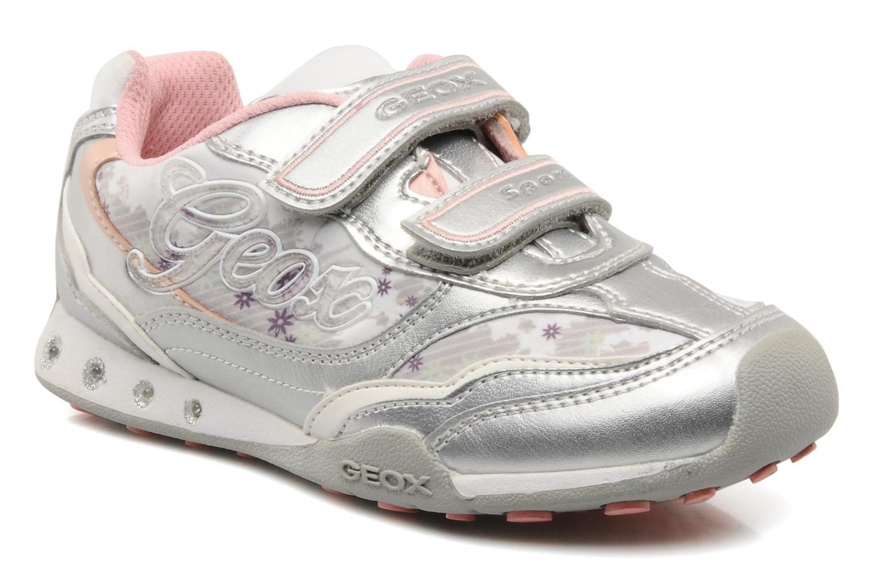 Sneakers Geox J N.jocker G.G Argento vedi dettaglio/paio