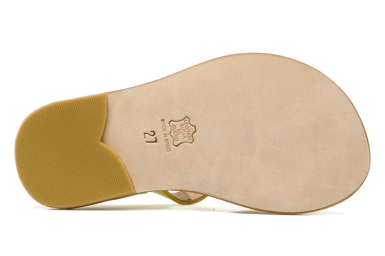 Sandalen start rite classics MEG Geel boven