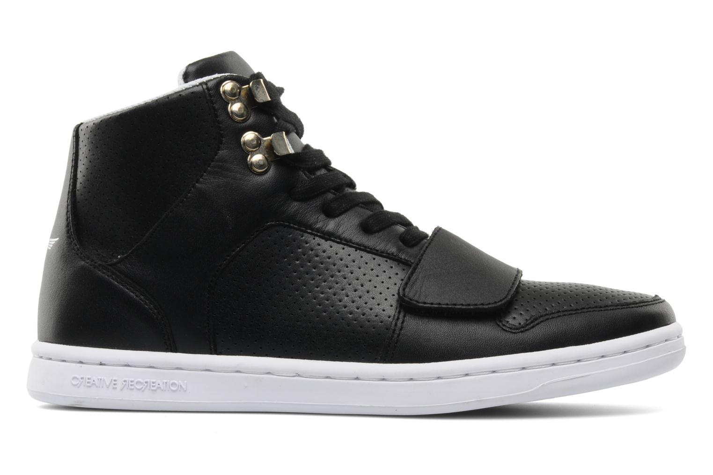 Sneaker Creative Recreation C Cesario schwarz ansicht von hinten