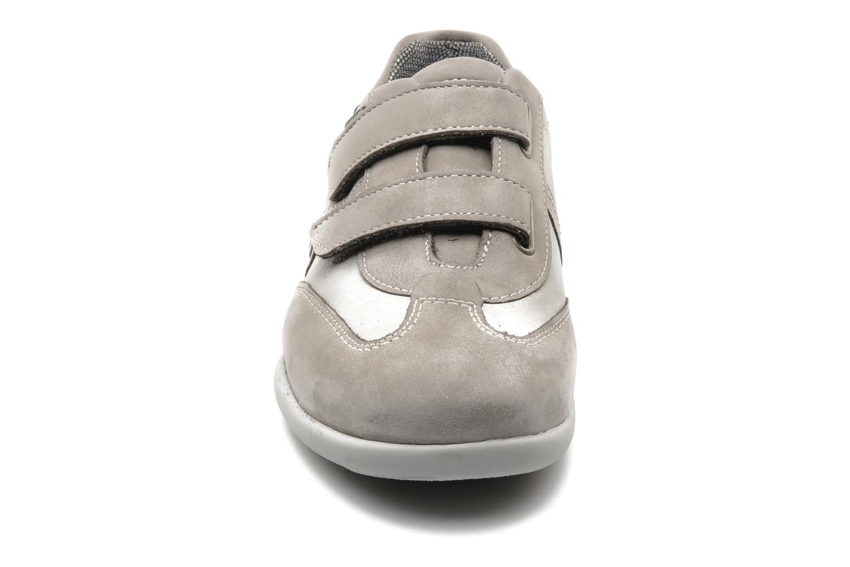 Sneaker Ara STIGSU 39712 grau schuhe getragen