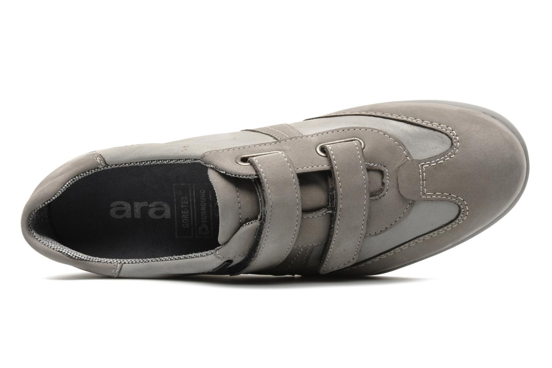 Sneaker Ara STIGSU 39712 grau ansicht von links