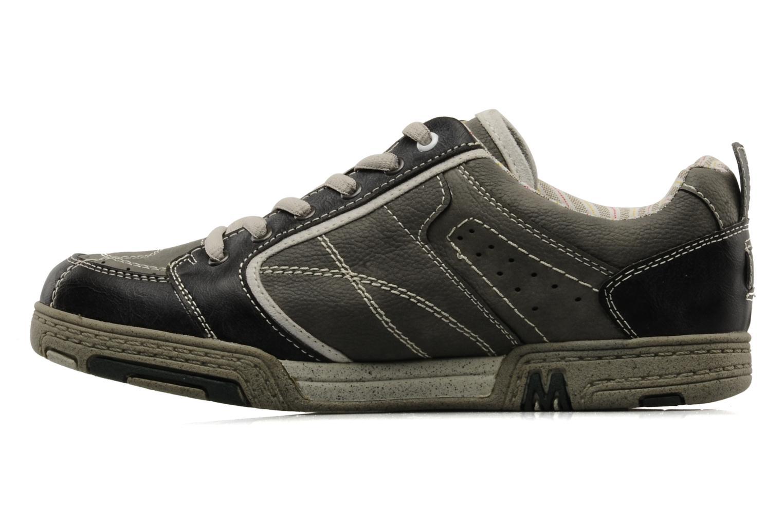 Sneakers Mustang shoes Leggo Grijs voorkant