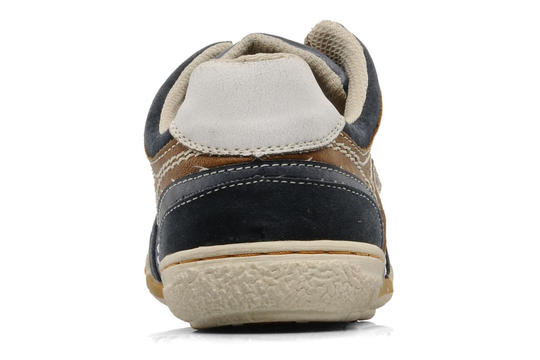 Sneakers Mustang shoes Yupo Blauw rechts