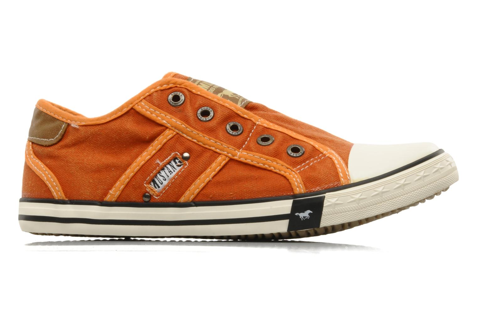 Pêche Mustang shoes Marcus (Orange)