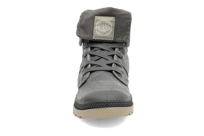 Sneaker Palladium Us Baggy F grau schuhe getragen