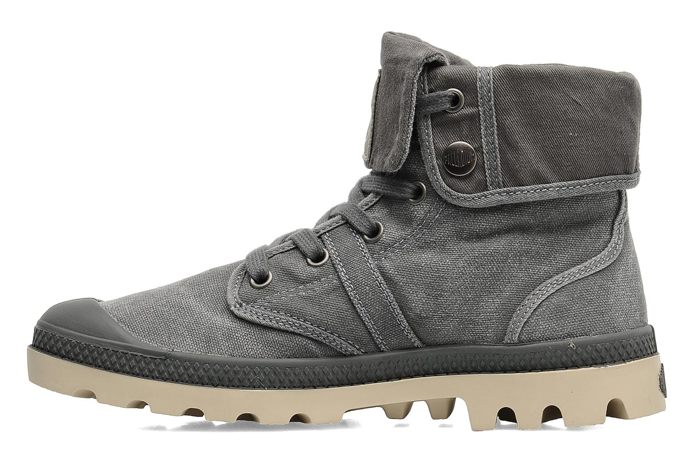 Sneaker Palladium Us Baggy F grau ansicht von vorne