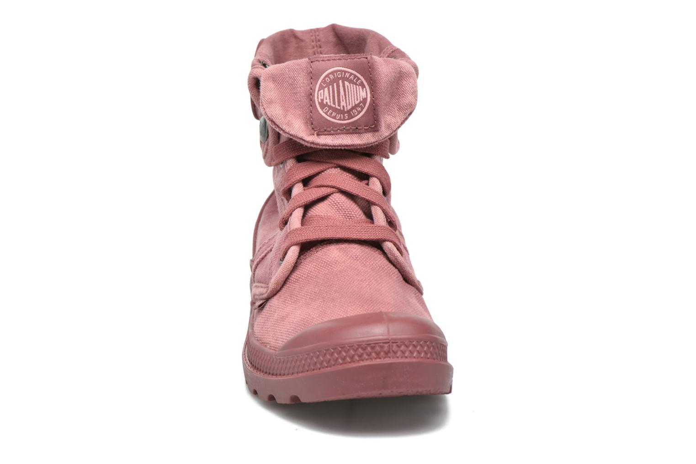Sneaker Palladium Us Baggy F rot schuhe getragen