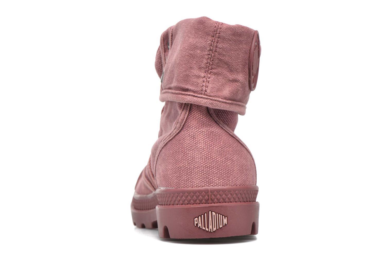 Sneaker Palladium Us Baggy F rot ansicht von rechts