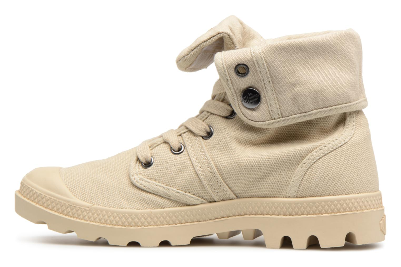 Zapatos promocionales Palladium Us Baggy F (Beige) - Deportivas   Cómodo y bien parecido